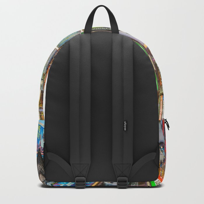 Times Square III Special Edition I Backpack