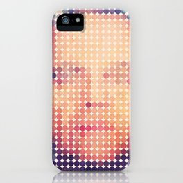 Jack of dots iPhone Case