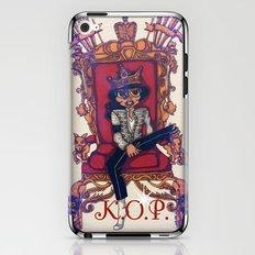 King Of Pop iPhone & iPod Skin