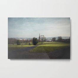 Brook Park, Derry-Londonderry Metal Print