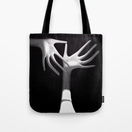 Can You Feel A Little Love Tote Bag
