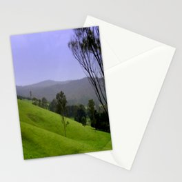 """Valley of a Thousand Hills"" Stationery Cards"