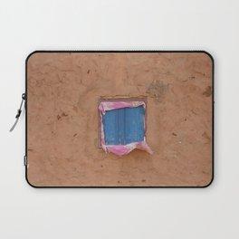 window in the mud Laptop Sleeve