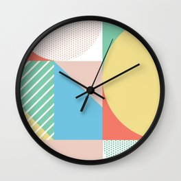 shape of you #2 Wall Clock