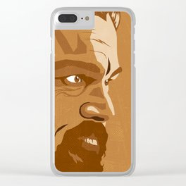 Quentin Tarantino's Plot Movers :: Django Unchained Clear iPhone Case