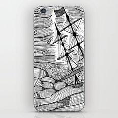 capsized iPhone & iPod Skin