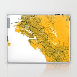 FanMap | MLB Oakland #05 Laptop & iPad Skin