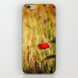 Wildflower Warriors iPhone Skin