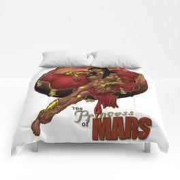 Deja Thoris - Princess of Mars Comforters