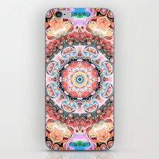 Balance of Pastel Shapes iPhone & iPod Skin