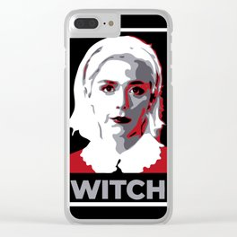 Witch's Brew Clear iPhone Case