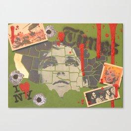 TIMES Canvas Print