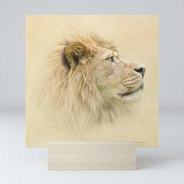 Lion II Mini Art Print