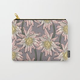 Big lotos flower pattern Carry-All Pouch