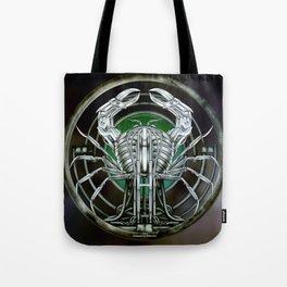 """""""Astrological Mechanism - Cancer"""" Tote Bag"""