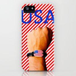 US Patriot iPhone Case