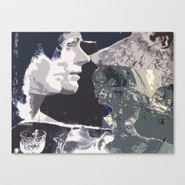 Mirror/Image Canvas Print