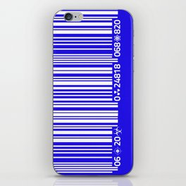 SCAN_ERROR iPhone Skin