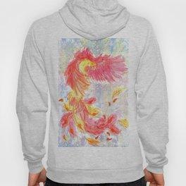 Firey Phoenix Hoody