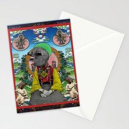 Rêve de la magnifique poupée juju Stationery Cards