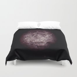 Rugby Ball Texture Duvet Cover