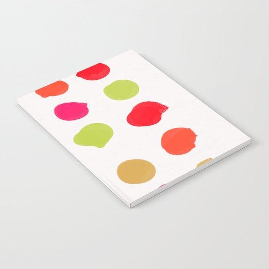 Strawberry Kiwi Notebook