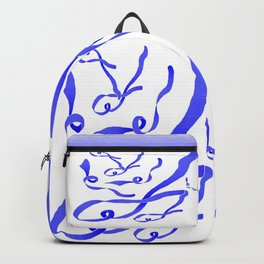 Blue Ribbon Backpack
