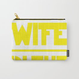 Best Wife in the Galaxy Carry-All Pouch