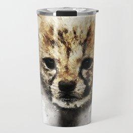 Cheeta Cub Travel Mug