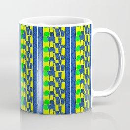 Chip Yellow Stripe Coffee Mug