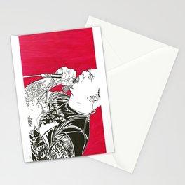 A Vulgar Display Stationery Cards