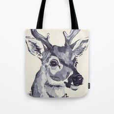 Deer Sketch Tote Bag