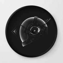 Space Helmet Wall Clock