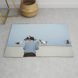 Lunch Time Rug