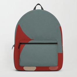 Mid Century Modern Vintage 14 Backpack