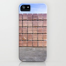 Another Brick For The Wall iPhone Case