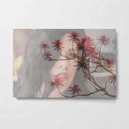 Lisa Marie Basile, No. 70 Metal Print