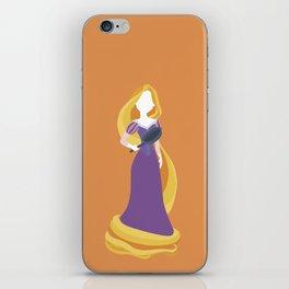 Princess Rapunzel iPhone Skin
