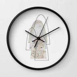 Lavoro astratto. Wall Clock