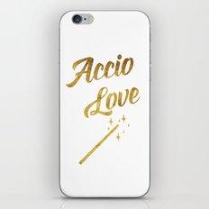 Accio Love iPhone & iPod Skin