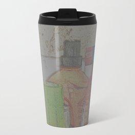 Free Vertical Composition #449 Travel Mug