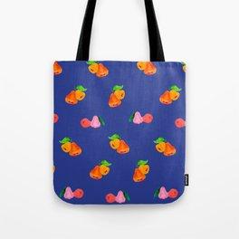 Jambu I (Wax Apple) - Singapore Tropical Fruits Series Tote Bag