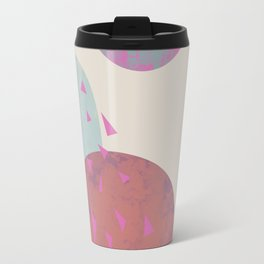 Trees in wind Travel Mug