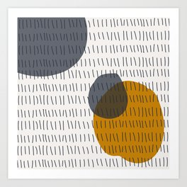 Coit Pattern 9 Art Print