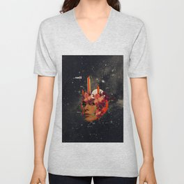 Astrovenus Unisex V-Neck
