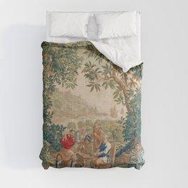 Verdure 18th Century French Tapestry Print Comforters