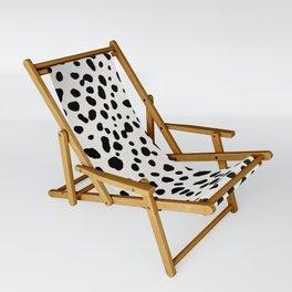 Polka Dots Dalmatian Spots Sling Chair