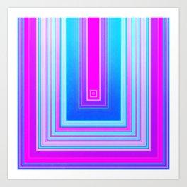 // TECH.COLOR // Art Print