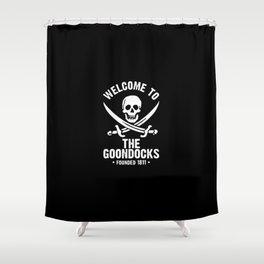 Goondocks Shower Curtain