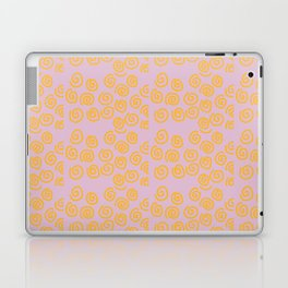 Fun Spiral Pattern Laptop & iPad Skin